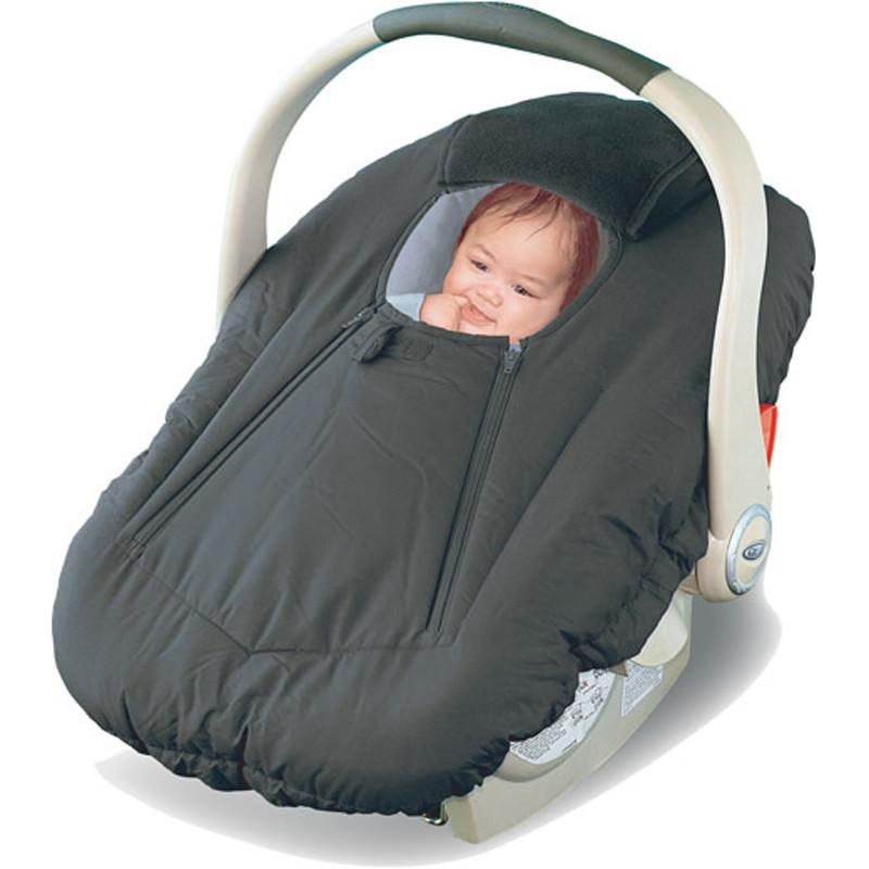 Sneak A Peek Deluxe Car Seat Cover - Jet-Setter.ca
