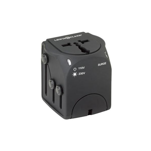 Universal 4-in-1 adapter plug - Jet-Setter.ca
