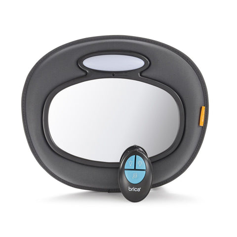 munchkin Baby In-Sight Night Light Car Seat Mirror - Jet-Setter.ca