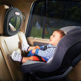 Baby In-Sight Night Light Car Seat Mirror