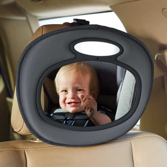 Baby In-Sight Night Light Car Seat Mirror - Jet-Setter.ca