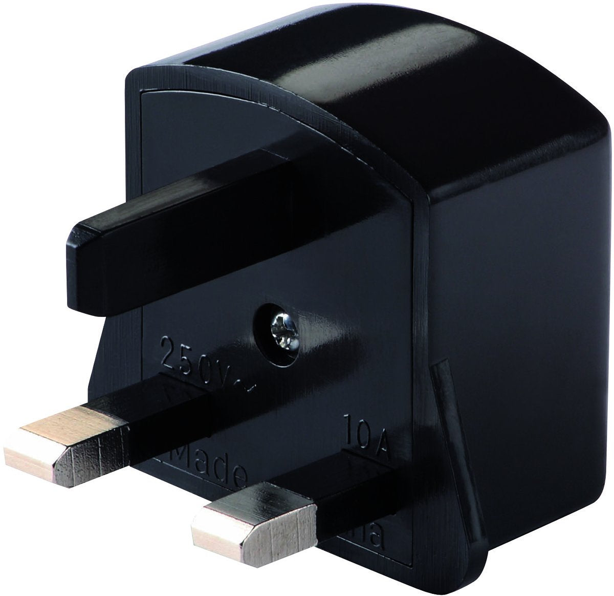Ungrounded UK Adapter Plug