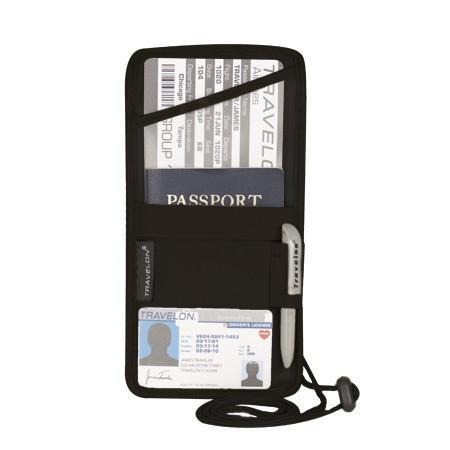ID and Boarding Pass Holder