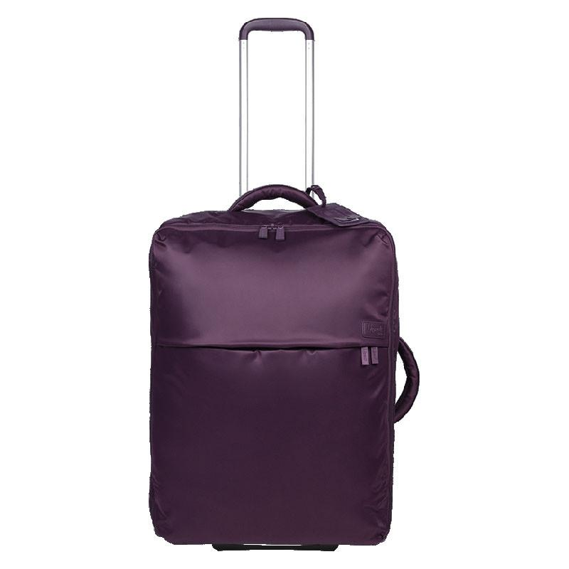 "Lipault Foldable 2 Wheeled Bag 25"" - Jet-Setter.ca"