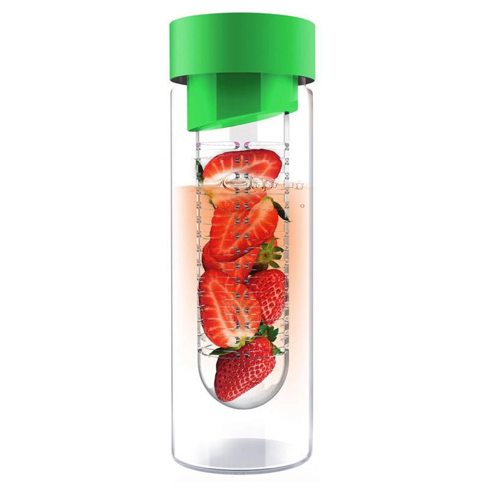 Flavour It Glass Water Bottle - Jet-Setter.ca