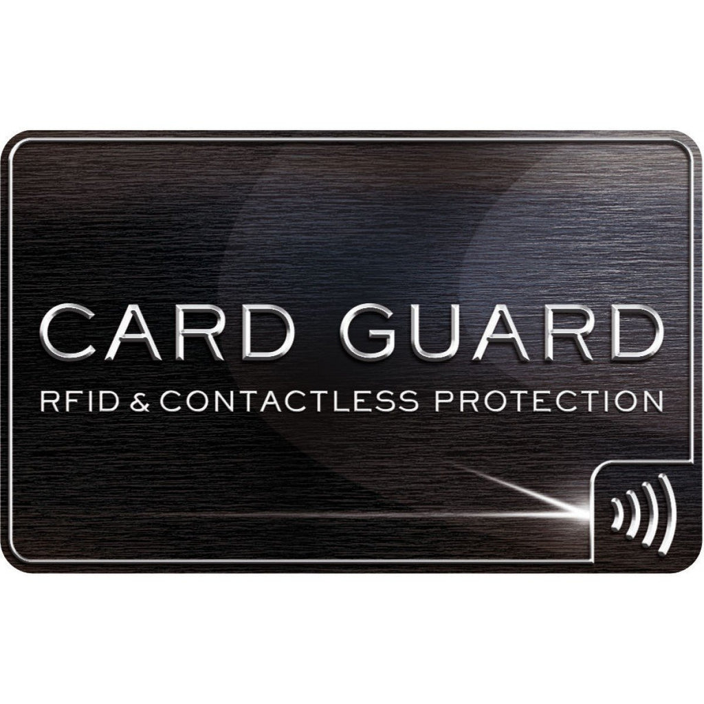 Go Travel - RFID Blocking Card Guards (2 Pack) - Jet-Setter.ca