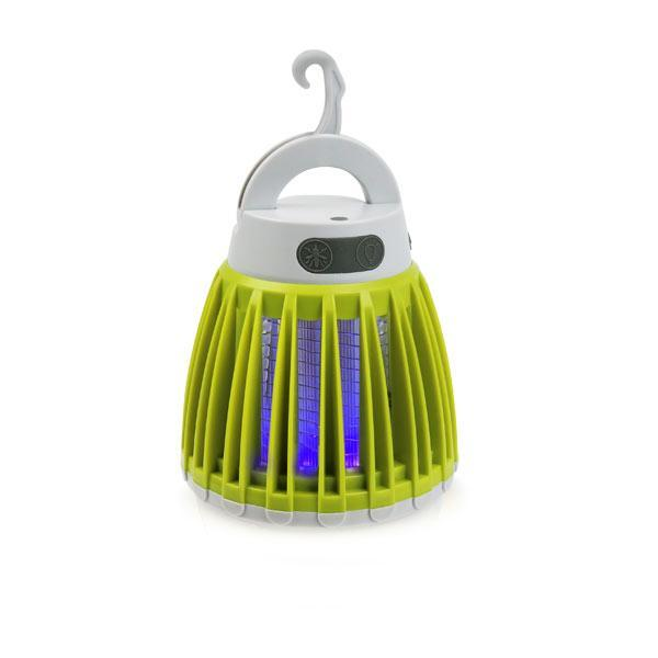 Rechargeable Mosquito Zapper & LED Lantern