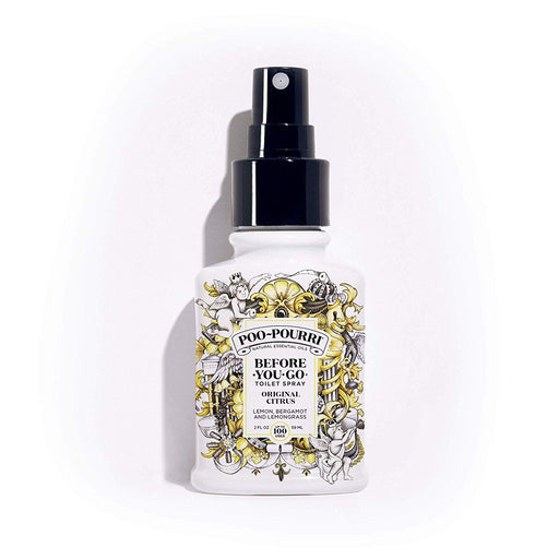 Poo-Pourri : Before-You-Go Toilet Spray