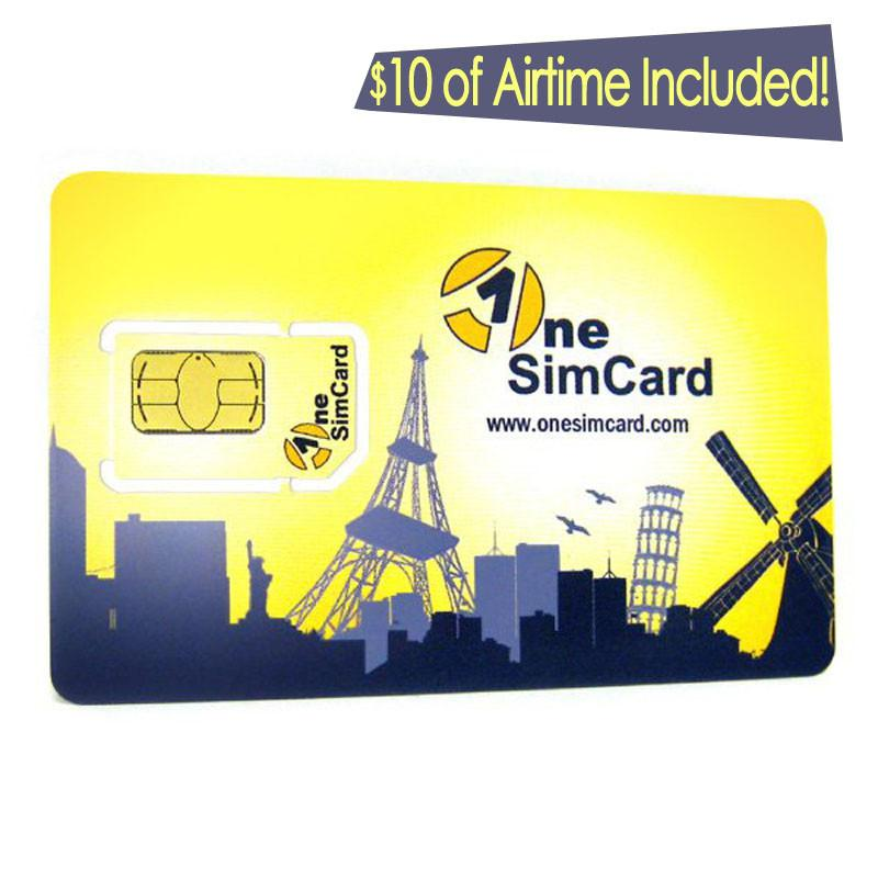 One Simcard Plus - International Calling for Cell Phones - Jet-Setter.ca