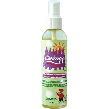 Citrobug Mosquito Repellent Oil for Kids - Jet-Setter.ca