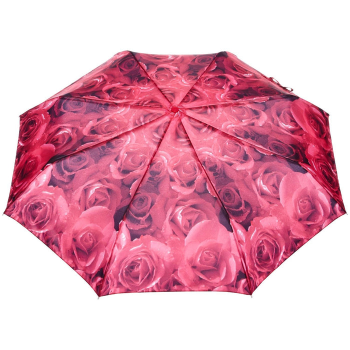 Fulton Open & Close Folding Umbrella