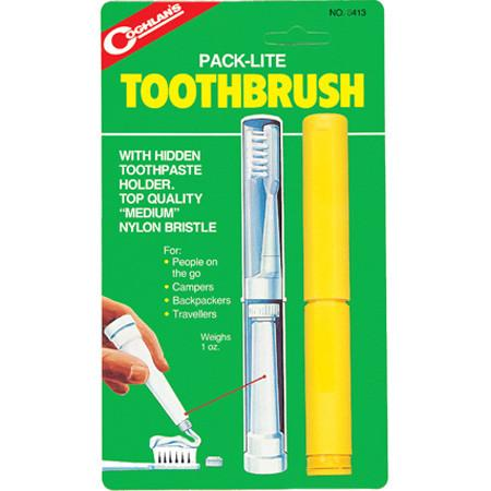 Pack-lite Travel Toothbrush
