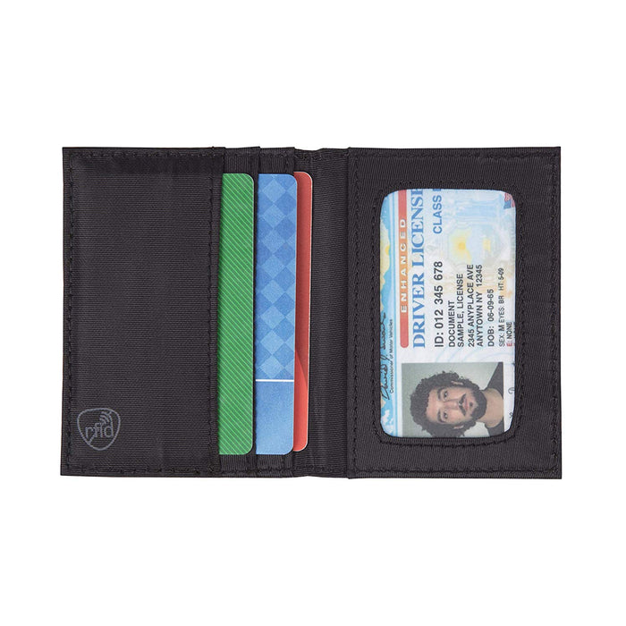 Safe ID Card Case