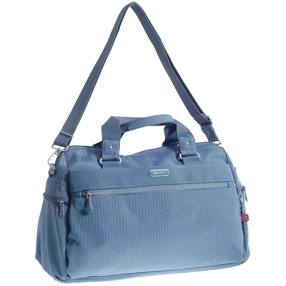 Beside-U - Zamora RFID Blocking Handbag - Jet-Setter.ca