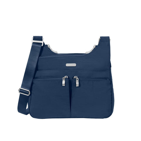 Baggallini Cross Over Crossbody - Jet-Setter.ca