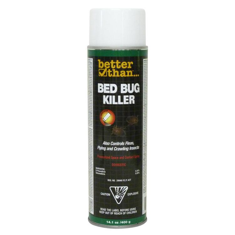 Bed Bug Killer - 400g - Jet-Setter.ca