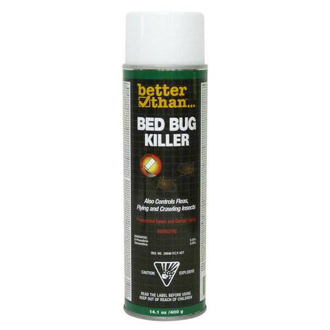 Bed Bug Killer - 400g/14.1 oz - Jet-Setter.ca