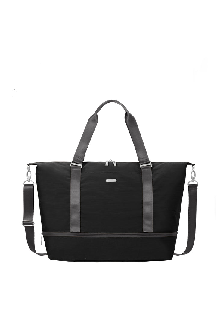Baggallini Expandable Carry On Duffel - Jet-Setter.ca