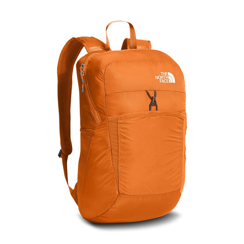 The North Face Flyweight Packable Backpack Orange