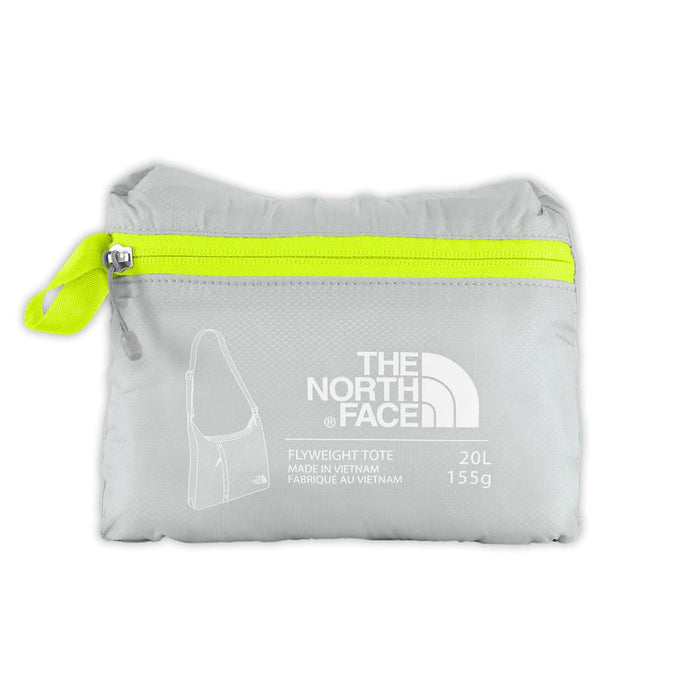 The North Face Flyweight Packable Tote Packed