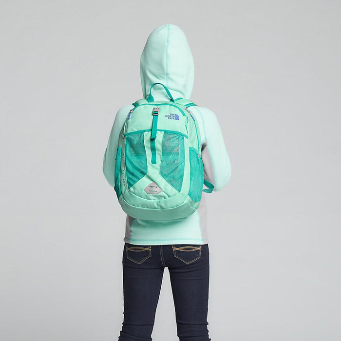 Recon Squash Youth Backpack in use
