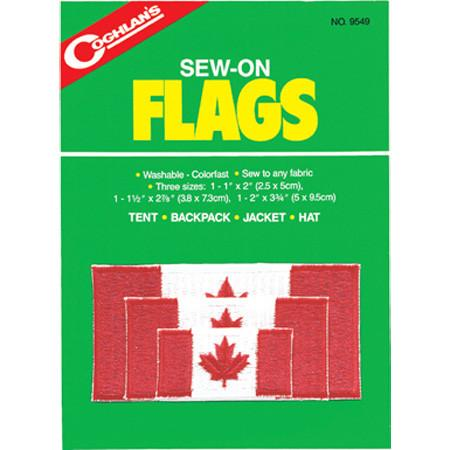 Canadian Flag patches - Jet-Setter.ca