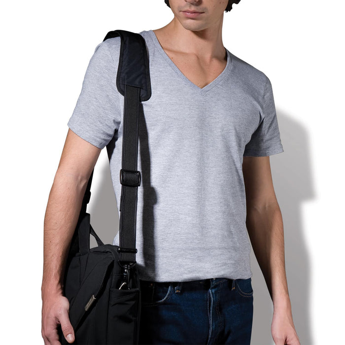 Carrysafe 200 Anti-Theft Shoulder Strap - Jet-Setter.ca