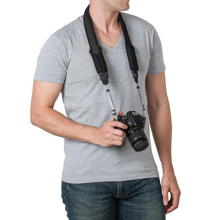 Carrysafe 75 GII Anti-Theft Camera Neck Strap - Jet-Setter.ca