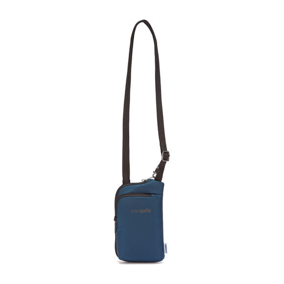 Pacsafe Daysafe ECONYL recycled anti-theft tech crossbody bag