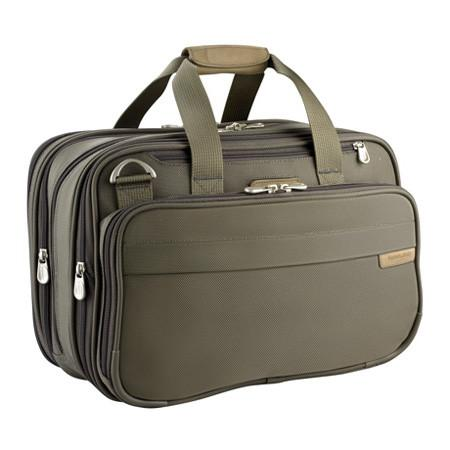 Briggs & Riley Baseline Double Expandable Tote - Jet-Setter.ca