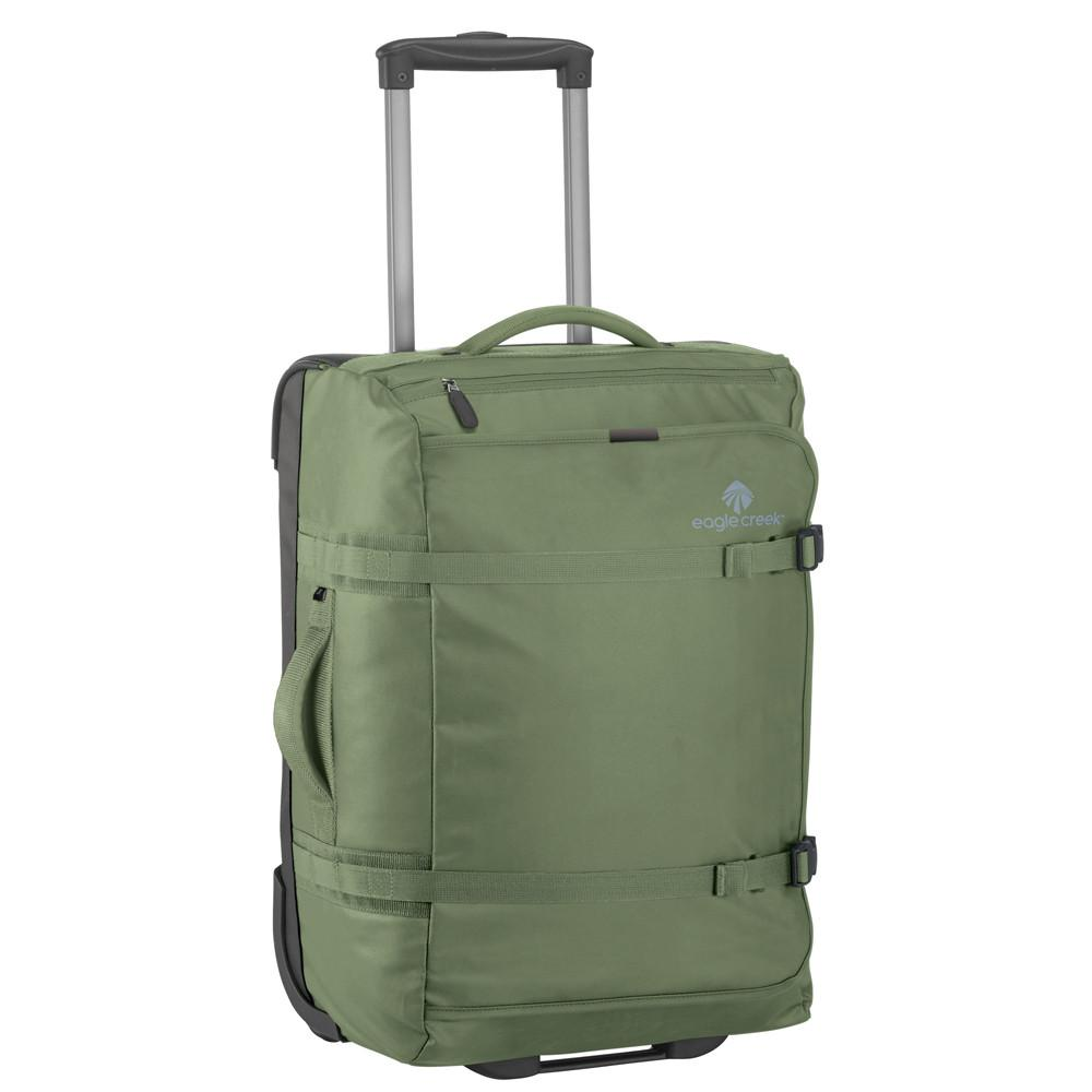 No Matter What Carry-On Rolling Flatbed Duffel