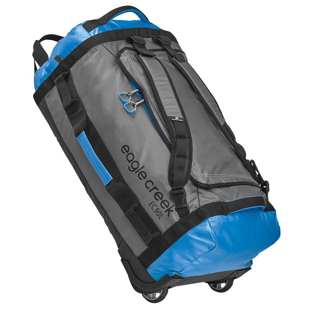 90L Cargo Hauler Rolling Duffle / BackPack