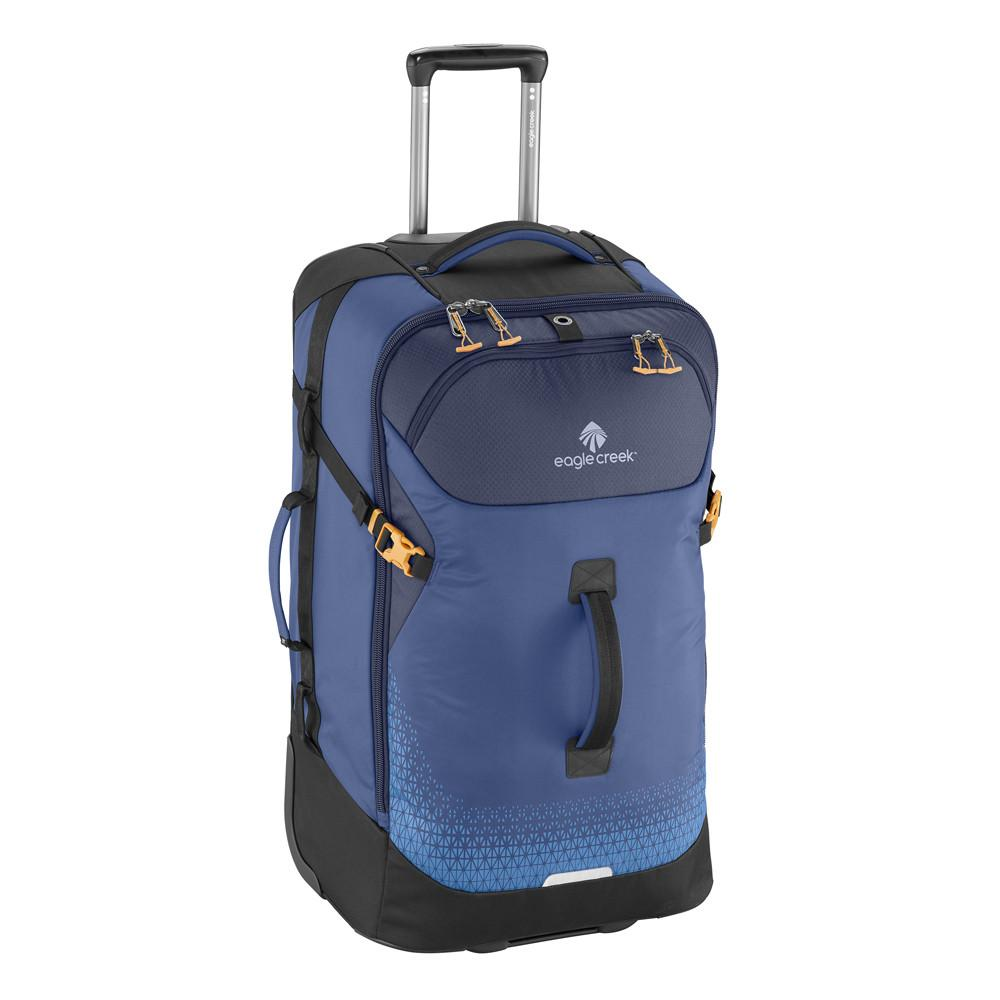 "Eagle Creek Expanse 29"" Flatbed Rolling Duffle Blue"