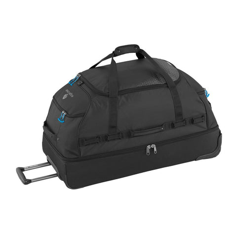 "Eagle Creek Expanse 32"" Drop Bottom Wheeled Duffle Black"