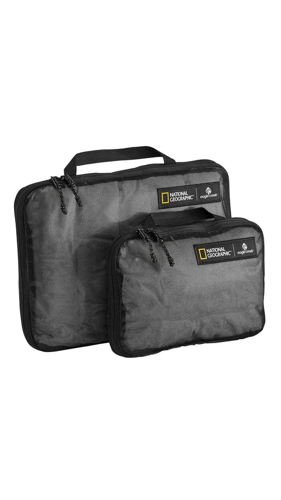 Eagle Creek™ National Geographic Pack-It Storage Compression Cube Set