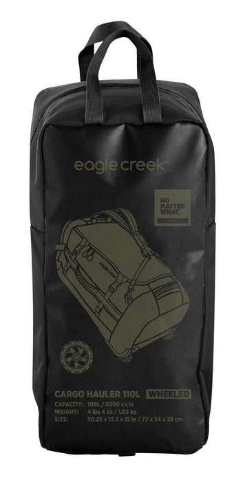 Eagle Creek 110L Cargo Hauler Convertible Wheeled Duffel