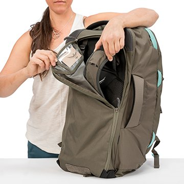 Osprey Women's Fairview 55 Travel Pack