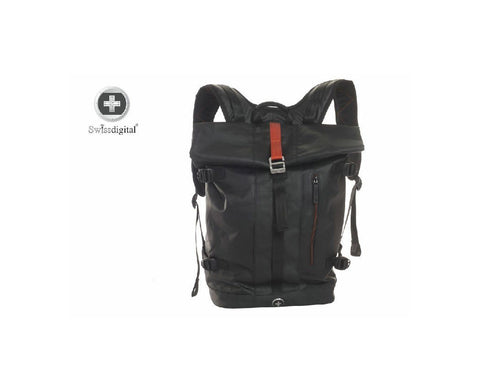 SwissDigital Firewall Laptop Backpack