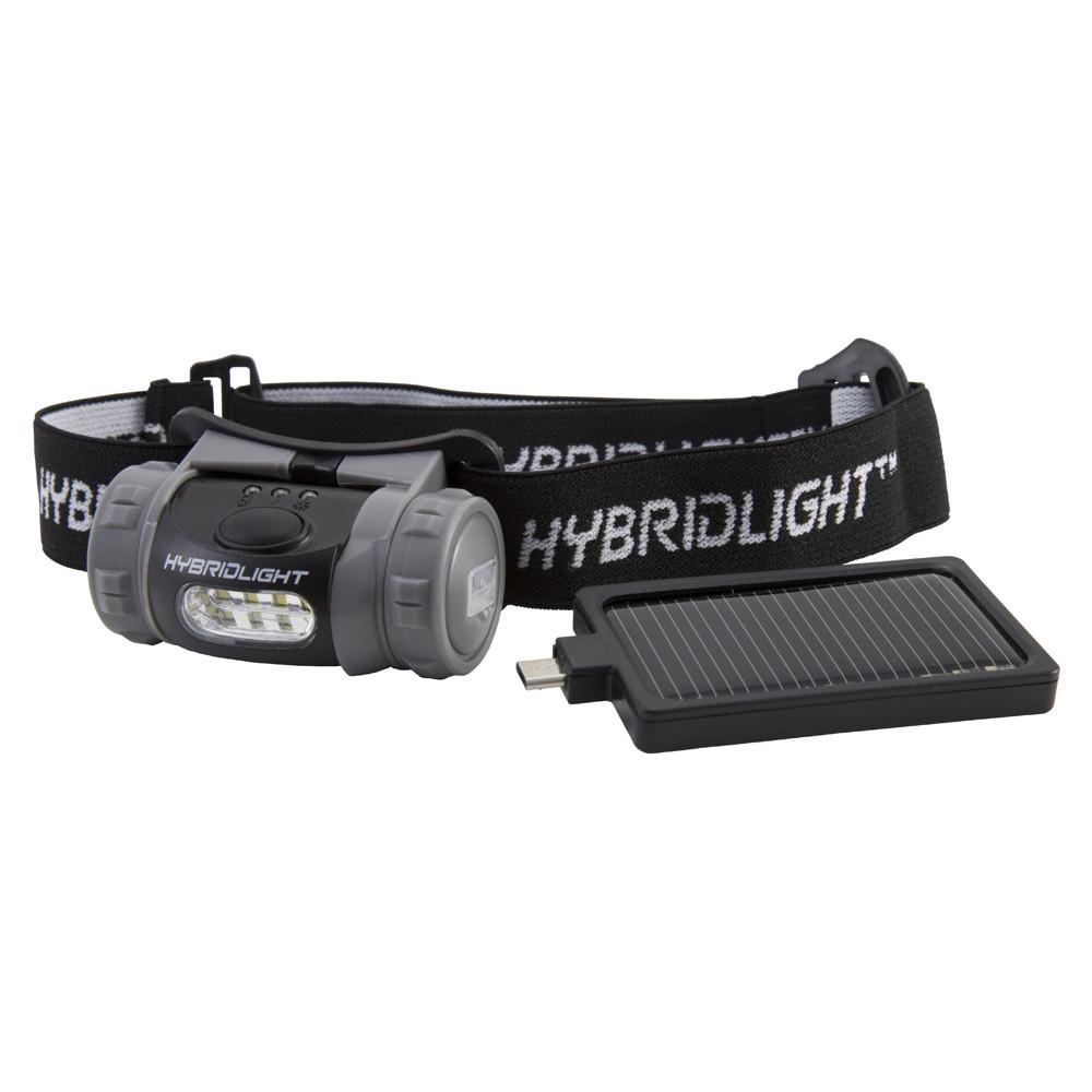 LED Solar Headlamp