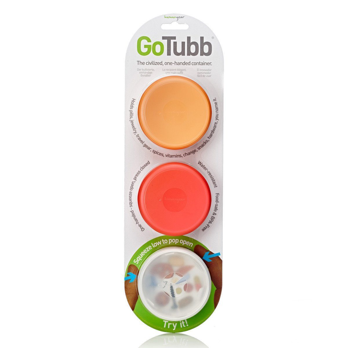 GoTubb 3 Pack Medium - Jet-Setter.ca