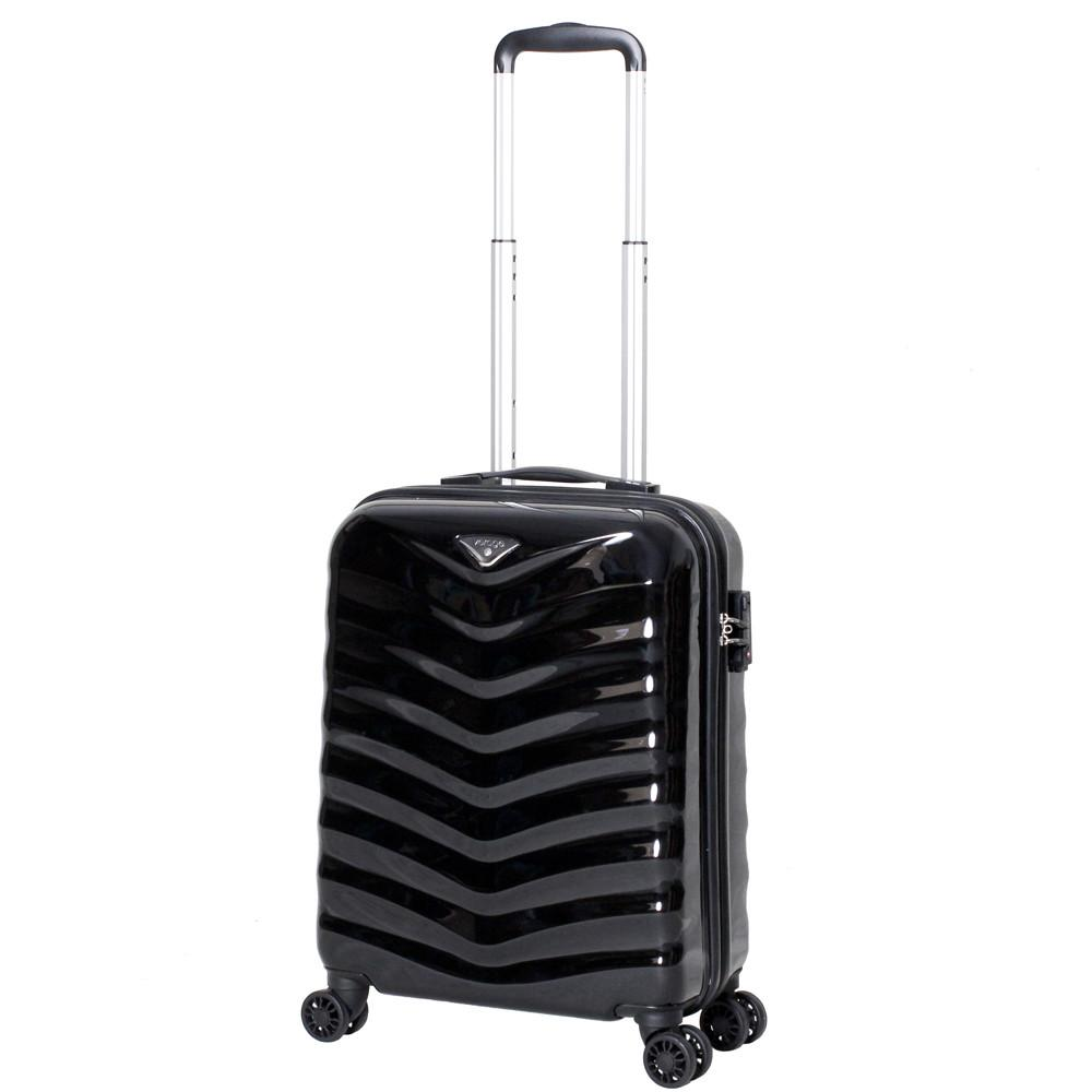 Seagull 4 Wheel Canadian Carry On Hardside Spinner
