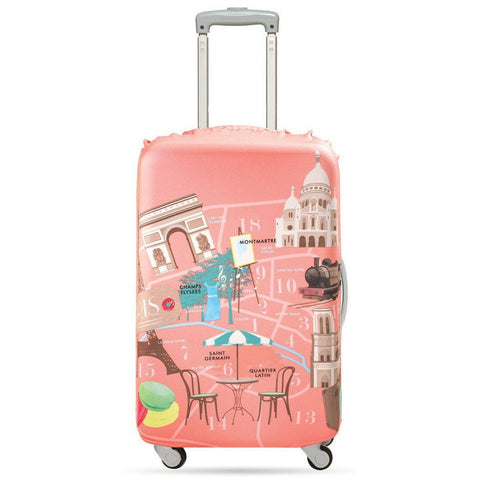 "Medium Suitcase Cover 23"" - 26"" - Jet-Setter.ca"