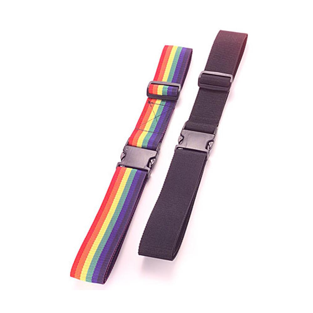 Luggage Strap with Plastic Buckle
