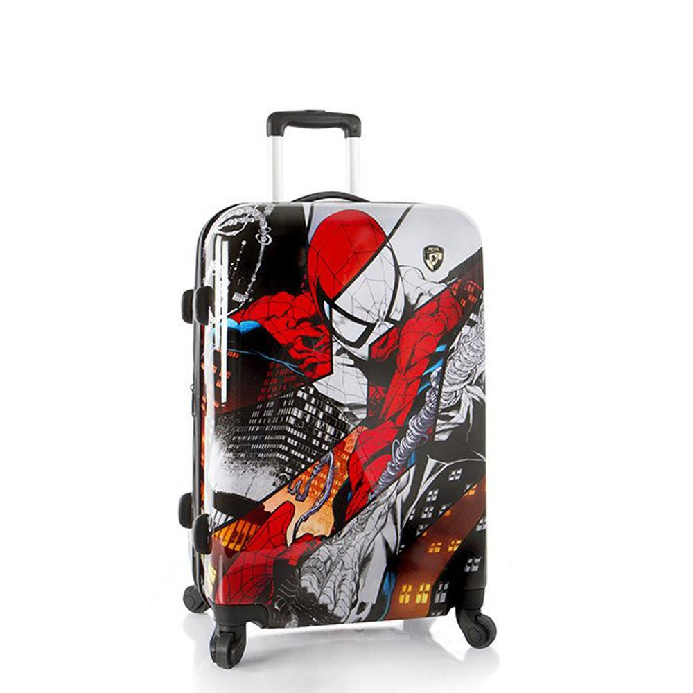 "Marvel Spiderman 26"" Hardside Spinner - Jet-Setter.ca"