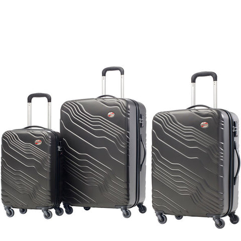 Canadian Tourister Canadian Shield 3-Piece Nested Set - Jet-Setter.ca