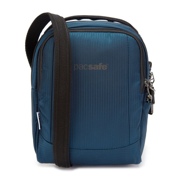 Pacsafe Metrosafe LS100 ECONYL Anti-Theft recycled crossbody bag