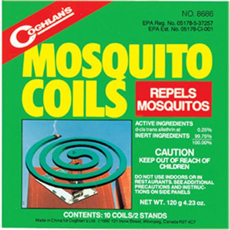 Mosquito Coils - Jet-Setter.ca