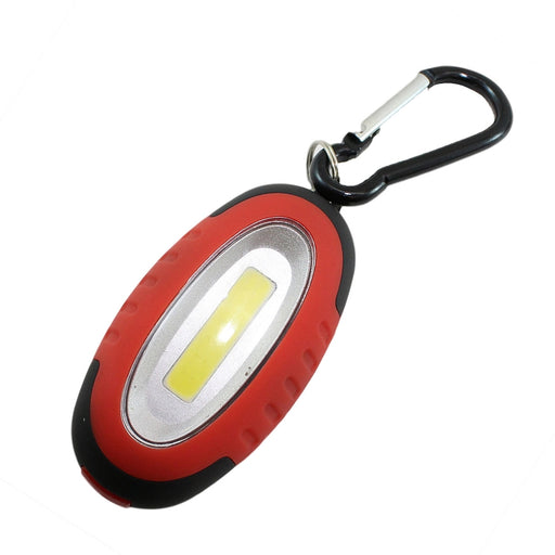 COB Flashlight Keychain