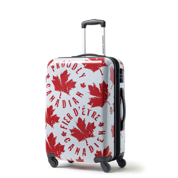 Canadian Tourister Everyday Collection Expanding Medium Spinner - Jet-Setter.ca