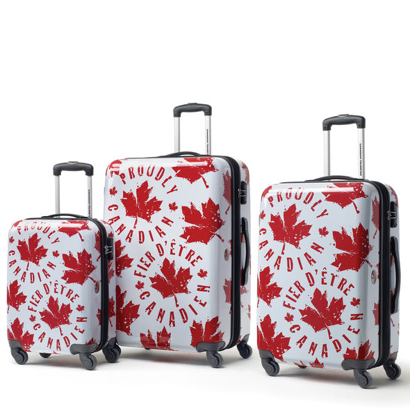 Canadian Tourister Everyday Collection 3-Piece Nested Set - Jet-Setter.ca